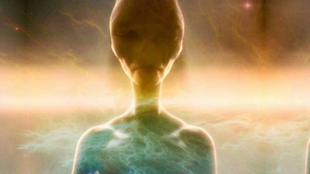 01 Positive Alien - Extraterrestrial